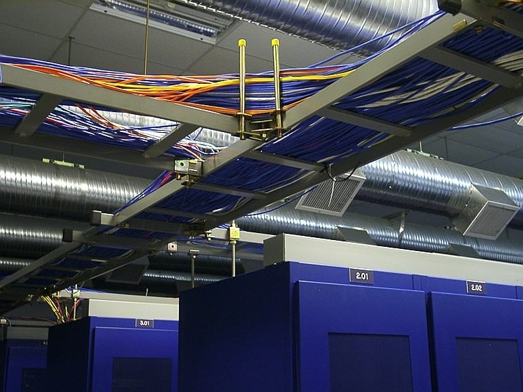 Structured Cable Ladders