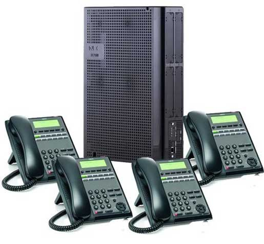 NEC 2100 - Small Business Premise Phone System