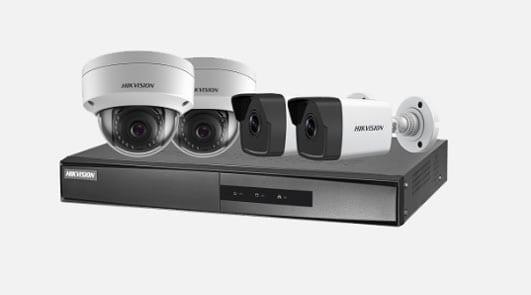 HIK Vision Video Surveillance System