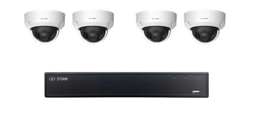 Storm Video Surveillance Camera System