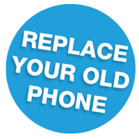 Replace your old phone - Free phone